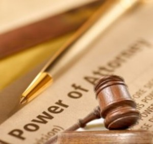 Notary Public Power of Attorney